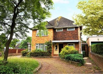 Thumbnail 3 bedroom detached house for sale in Carmarthen Avenue, Portsmouth