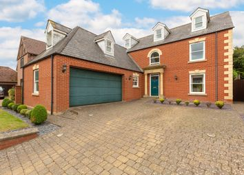 Thumbnail 6 bed detached house for sale in The Coppice, Littleport, Ely