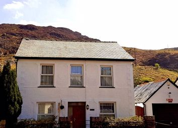 Thumbnail 4 bed detached house for sale in Manod Road, Manod, Blaenau Ffestiniog