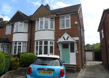 Thumbnail 4 bedroom semi-detached house to rent in Oulton Crescent, Potters Bar