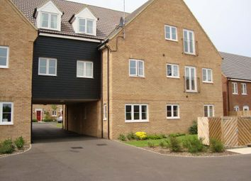Thumbnail 1 bedroom flat to rent in Silvern, Dagless Way, March