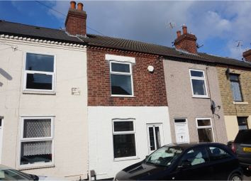 Thumbnail 2 bed terraced house for sale in Westwick Street, Ilkeston