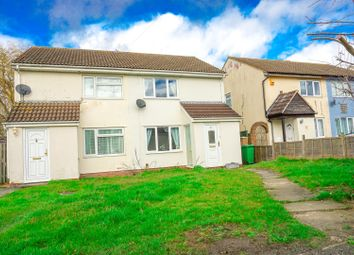 Thumbnail 2 bedroom semi-detached house for sale in Cleveland, Milton Keynes