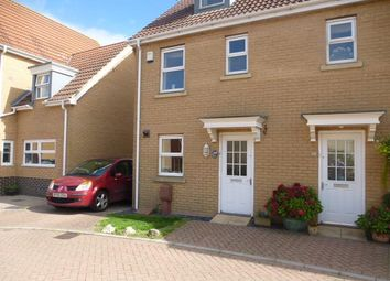Thumbnail 3 bed property to rent in Frenesi Crescent, Bury St. Edmunds