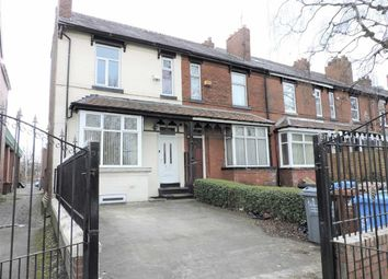 Thumbnail 4 bed end terrace house for sale in Birch Lane, Longsight, Manchester