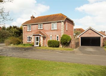 Thumbnail 4 bedroom detached house for sale in Alexander Fields, Upavon, Pewsey, Wiltshire