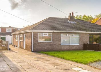 Thumbnail 3 bed semi-detached bungalow for sale in Rostherne Avenue, Lowton, Lowton Warrington