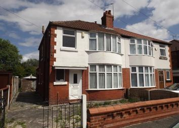 Thumbnail 3 bed semi-detached house for sale in Delaine Road, Manchester, Greater Manchester, Uk