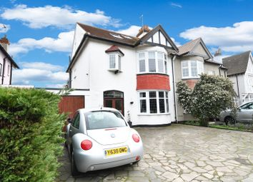 Thumbnail 5 bed semi-detached house for sale in Victoria Avenue, Southend-On-Sea