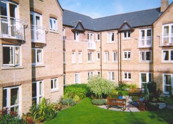 Thumbnail 1 bed flat for sale in Lacy Court, Bury St Edmunds