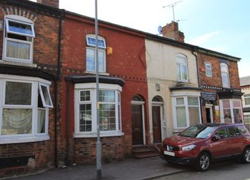 Thumbnail 2 bed terraced house for sale in Holmfirth Street, Manchester