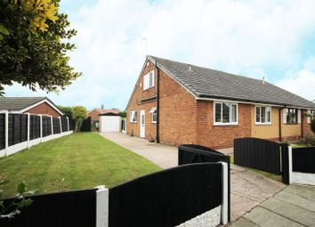 Thumbnail 3 bed semi-detached bungalow for sale in Greenhall Close, Atherton, Manchester, Greater Manchester.