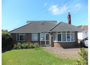 Thumbnail 5 bedroom detached bungalow for sale in Burnham Avenue, Sully