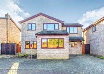 4 bed detached house for sale in Meadow Close, Ringstead, Kettering NN14