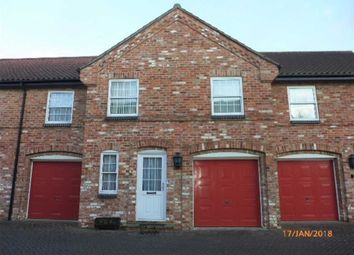 Thumbnail 2 bed terraced house to rent in Church Mill Court, Market Rasen