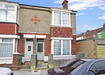 Thumbnail 3 bed end terrace house for sale in Liss Road, Southsea, Hampshire