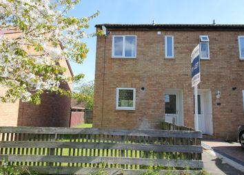 Thumbnail 2 bed semi-detached house to rent in Winsford Hill, Furzton, Milton Keynes
