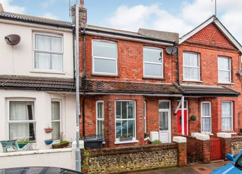 Thumbnail 3 bed terraced house for sale in Avondale Road, Eastbourne