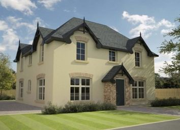 Thumbnail 4 bedroom detached house for sale in Claremont At River Hill, Bangor Road, Newtownards