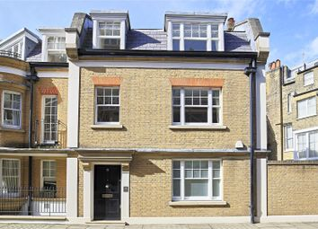 Thumbnail 4 bed terraced house for sale in D'oyley Street, Belgravia, London