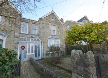 Thumbnail 4 bedroom semi-detached house for sale in Daniell Road, Truro