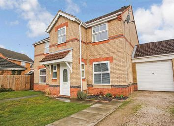 Thumbnail 3 bedroom semi-detached house for sale in Curtis Drive, Heighington, Lincoln