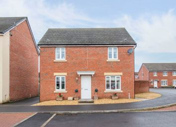 Thumbnail 3 bedroom detached house for sale in Maplewood, Langstone, Newport
