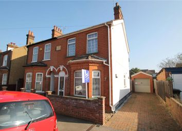 Thumbnail 3 bedroom semi-detached house for sale in Royston Road, St. Albans, Hertfordshire