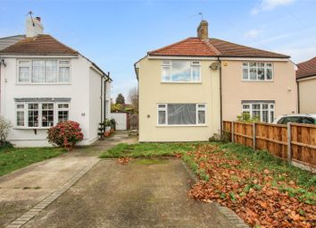 2 bed semi-detached house for sale in Wyncham Avenue, Sidcup, Kent DA15