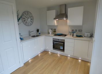 """Thumbnail 2 bed terraced house for sale in """"The Sunderland"""" at Riber Drive, Chellaston, Derby"""
