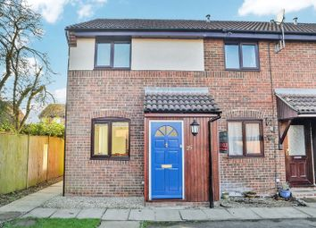 Thumbnail 2 bed end terrace house for sale in Alderfield Close, Theale, Reading, Berkshire