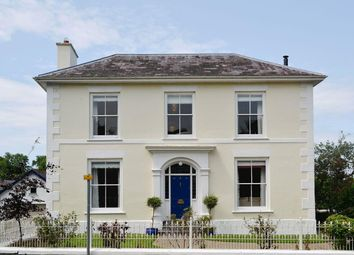 Thumbnail 4 bed town house for sale in South Road, Aberaeron