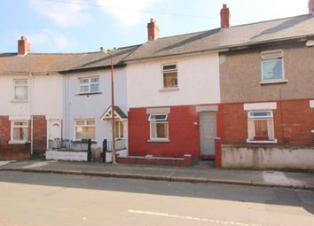 Thumbnail 3 bed terraced house for sale in Soudan Street, Belfast