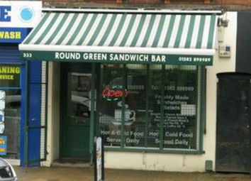 Thumbnail Restaurant/cafe to let in Round Green Sandwich Bar, 333 Hitchin Road, Luton, Bedfordshire