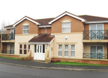 Thumbnail 2 bed flat to rent in Finchlay Court, Middlesbrough