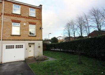 Thumbnail 3 bed end terrace house for sale in Porthallow Close, Orpington, Kent