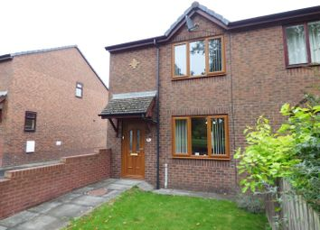 Thumbnail 2 bed town house for sale in Torrisholme Road, Lancaster