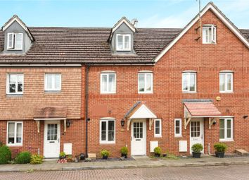 Thumbnail 3 bed terraced house for sale in Poperinghe Way, Arborfield, Reading, Berkshire