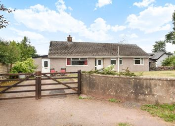 Thumbnail 3 bedroom detached bungalow for sale in Llechfaen, Brecon, Powys LD3,