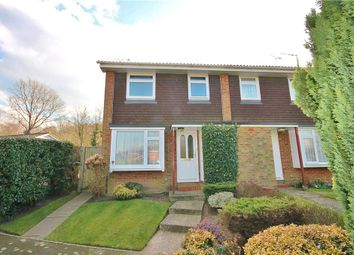 Thumbnail 3 bed semi-detached house for sale in Atkins Close, Goldsworth Park, Surrey