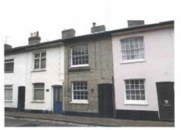 Thumbnail 1 bed terraced house for sale in Church Street, Sudbury, Suffolk