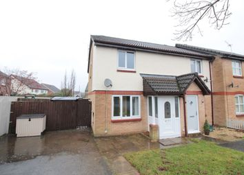 Thumbnail 3 bed end terrace house for sale in Whitechapel Walk, Undy, Caldicot