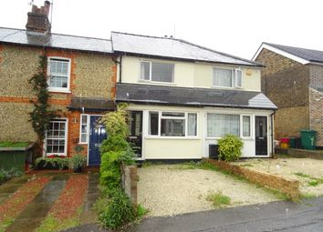 Thumbnail 2 bed terraced house to rent in Junction Road, Brentwood