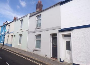 Thumbnail 2 bed terraced house for sale in Greenbank, Plymouth, Devon