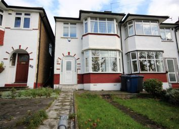 Thumbnail 4 bed semi-detached house for sale in Hampden Way, London