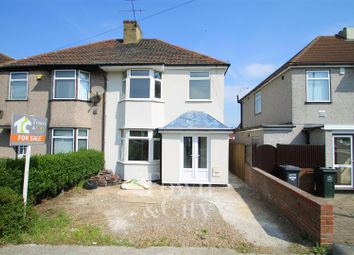 Thumbnail 3 bedroom semi-detached house for sale in The Brent, Dartford
