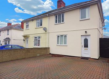 Thumbnail 3 bedroom semi-detached house to rent in Poplar Avenue, Swindon, Wiltshire