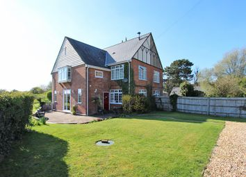 Thumbnail 4 bed semi-detached house for sale in Southampton Road, Boldre, Lymington