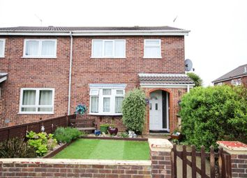 Thumbnail 3 bed end terrace house for sale in Parkland Drive, Bradwell, Great Yarmouth