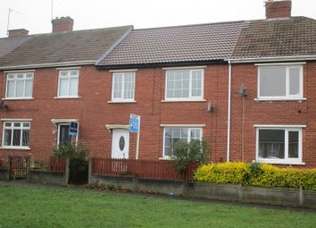 Thumbnail 3 bed terraced house to rent in Mendip Close, Chester Le Street